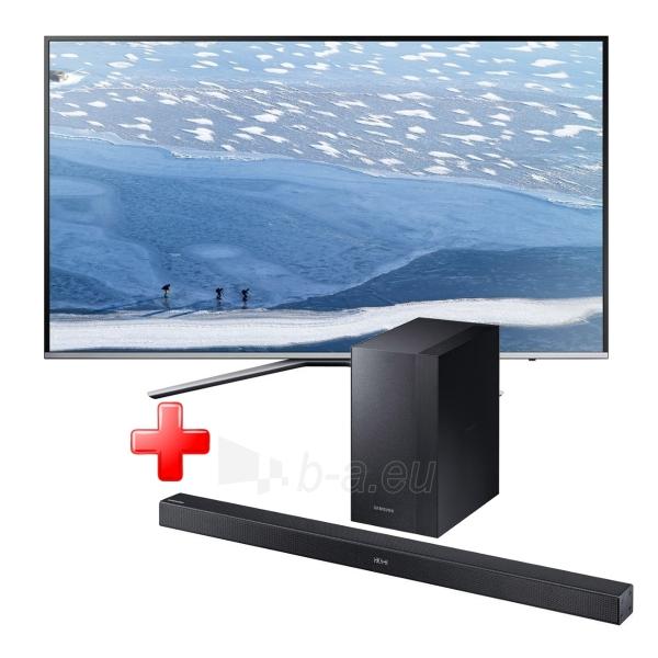 Televizorius Samsung UE55KU6402UXXH Paveikslėlis 1 iš 4 310820022912