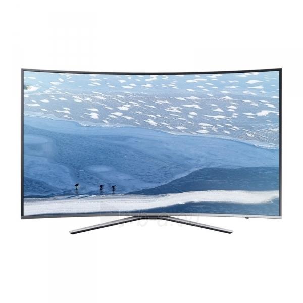 Televizorius Samsung UE55KU6502UXXH Paveikslėlis 1 iš 5 310820017578