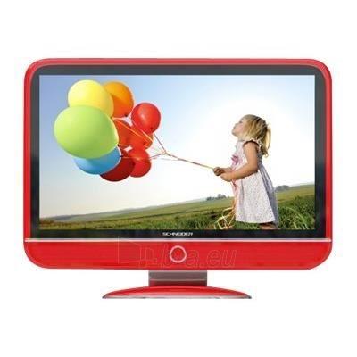 Televizorius Schneider Red/FEELINGS-LED32RD Paveikslėlis 1 iš 1 310820152182