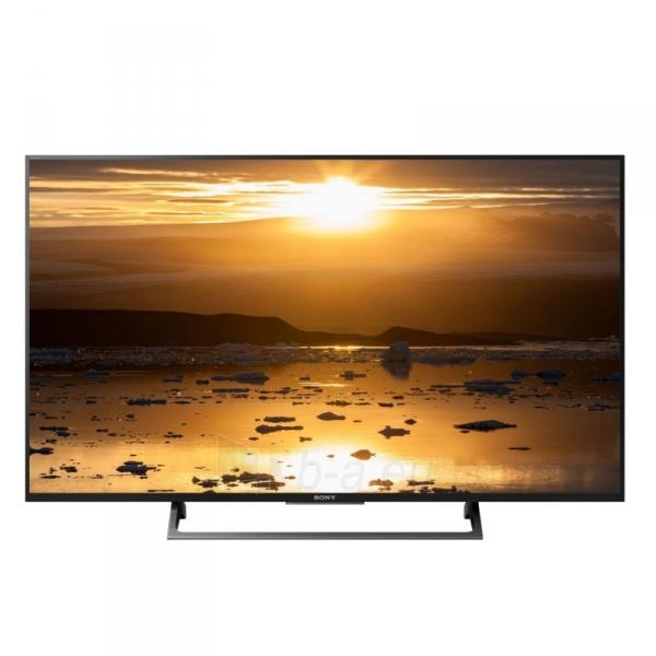 Televizorius Sony KD49XE7077S Paveikslėlis 1 iš 4 310820123588