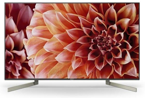 Televizorius Sony KD49XF9005BAEP Paveikslėlis 1 iš 1 310820151574