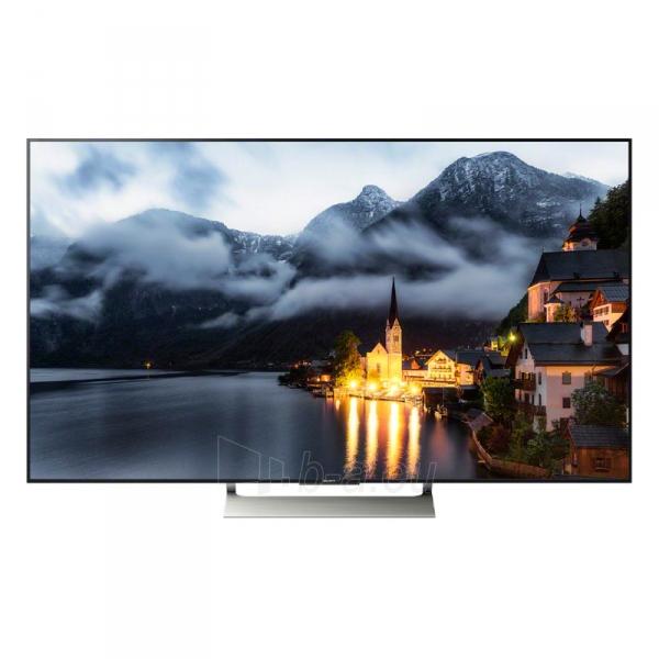 Televizorius Sony KD55XE9005B Paveikslėlis 1 iš 3 310820135303