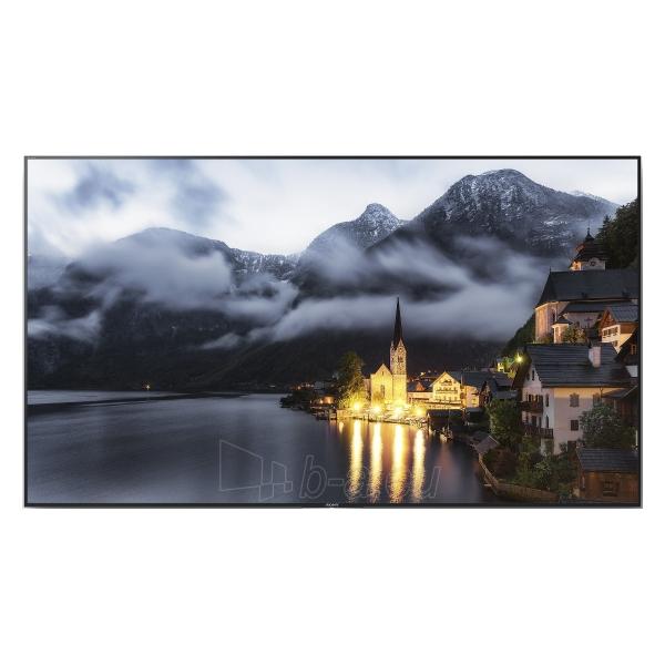 Televizorius Sony KD65XE9305B Paveikslėlis 3 iš 4 310820135301