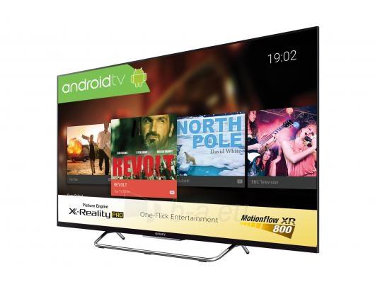 Televizorius SONY KDL-55W805CBAEP LCD/LED televizoriu Paveikslėlis 1 iš 2 310820049009