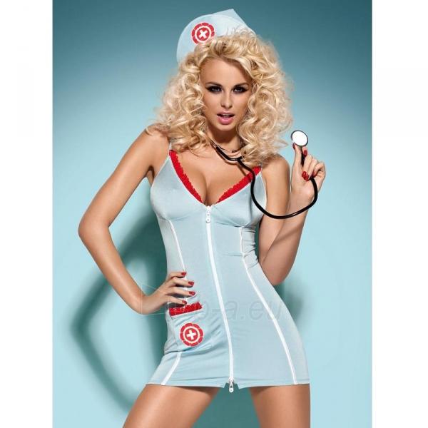 Teminis kostiumas Gydytoja L/XL Paveikslėlis 1 iš 3 310820006667