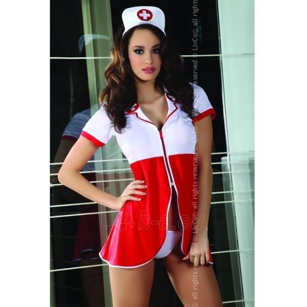 Teminis kostiumas Slaugytoja S Paveikslėlis 1 iš 2 310820006700