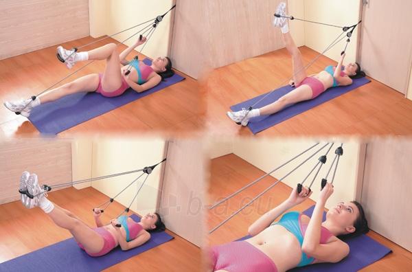 Tempimo įranga kūno linijoms formuoti inSPORTLINE 3372 Paveikslėlis 2 iš 2 310820013172