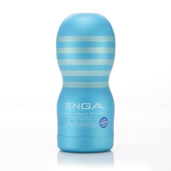 Tenga - Cool Edition Deep throat cup Paveikslėlis 1 iš 1 25140307000143