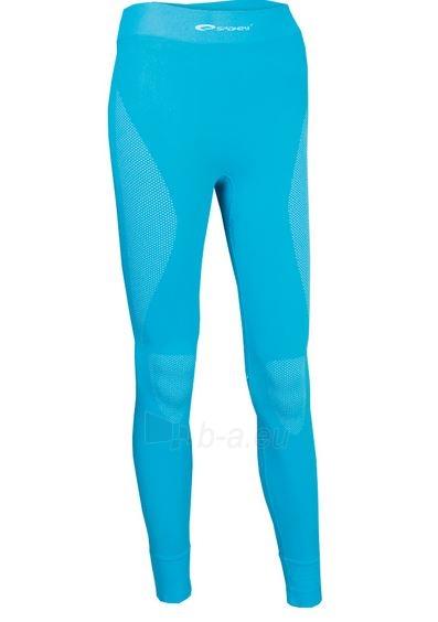 Termo moteriškos kelnės Spokey DUNE WOMAN BLUE Paveikslėlis 1 iš 3 310820002545
