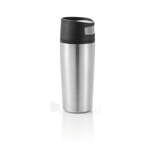 Termo puodelis Auto Pilkas Paveikslėlis 1 iš 4 250123991048