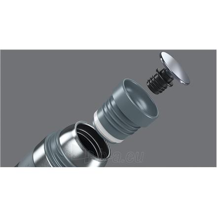 Termosas Boddels HEET Vacuum flask with cup Isothermal, Light grey, Capacity 0.7 L, Diameter 7.2 cm, Bisphenol A (BPA) free Paveikslėlis 3 iš 3 310820219672