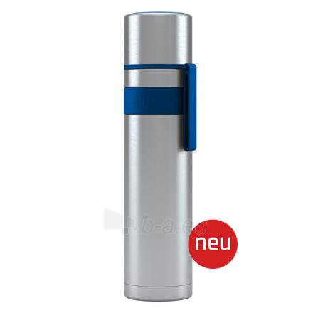 Termosas Boddels HEET Vacuum flask with cup Isothermal, Night blue, Capacity 0.7 L, Diameter 7.2 cm, Bisphenol A (BPA) free Paveikslėlis 1 iš 3 310820219674