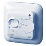 Termostatas, elektroninis, su grindų temperatūros davikliu, montuojamas į potinkinę dėžutę, Comfort heat 19115952 Paveikslėlis 1 iš 1 222801000483