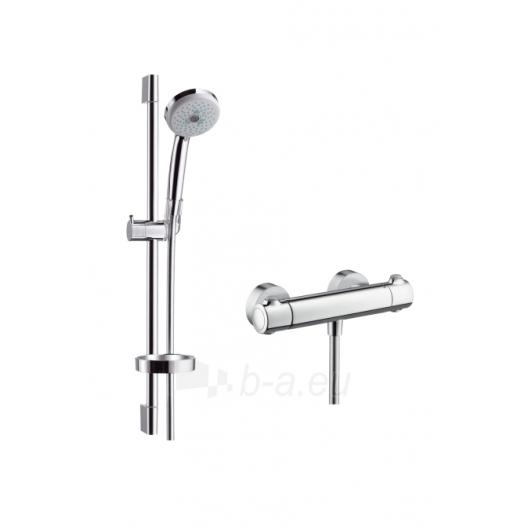 Termostatinis maišytuvas dušui Ecostat 1001 SL 65 su dušo komplektu Paveikslėlis 4 iš 4 30091700001