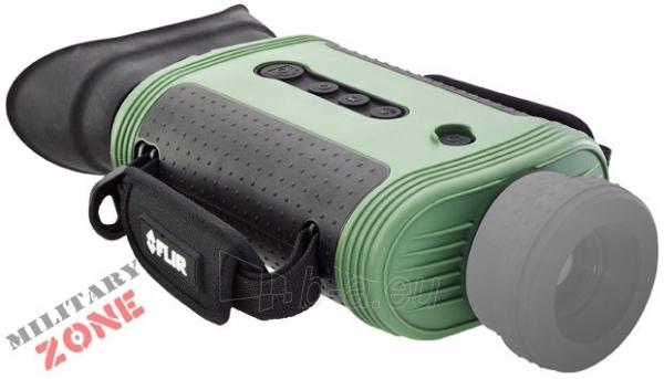 Termovizinė kamera Flir Scout BTS-X Pro Paveikslėlis 1 iš 1 251540200033