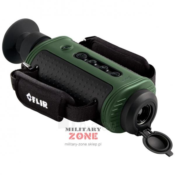 Termovizinė kamera Flir Scout TS24 PRO Paveikslėlis 1 iš 1 251540100106