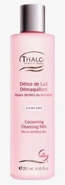 Thalgo Cocooning Cleansing Milk Cosmetic 400ml Paveikslėlis 1 iš 1 250840700345