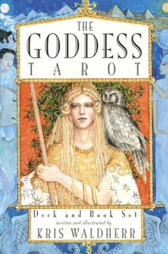 The Goddess taro kortos ir knyga Paveikslėlis 1 iš 9 310820142578