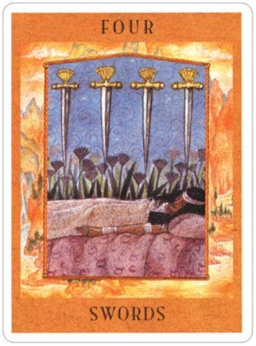 The Goddess taro kortos ir knyga Paveikslėlis 4 iš 9 310820142578