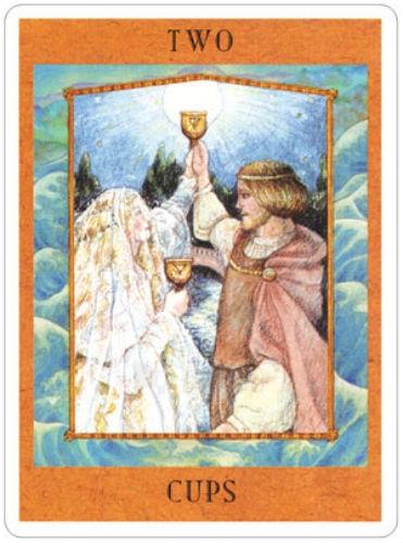 The Goddess taro kortos ir knyga Paveikslėlis 5 iš 9 310820142578
