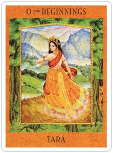 The Goddess taro kortos ir knyga Paveikslėlis 6 iš 9 310820142578