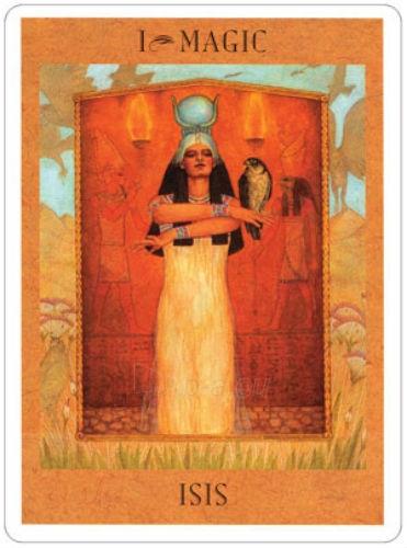 The Goddess taro kortos ir knyga Paveikslėlis 7 iš 9 310820142578
