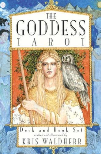 The Goddess taro kortos ir knyga Paveikslėlis 8 iš 9 310820142578