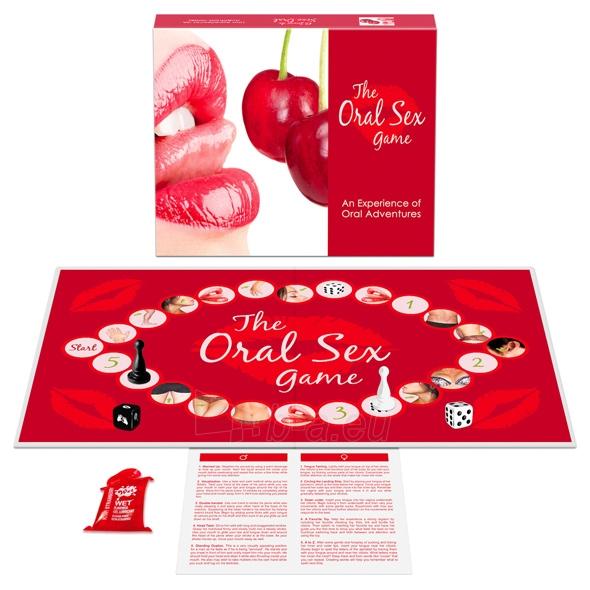 THE ORAL SEX GAME Paveikslėlis 2 iš 2 2514153000071
