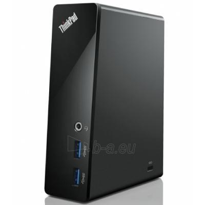 ThinkPad USB 3.0 Dock (EU) Paveikslėlis 1 iš 2 250256400218