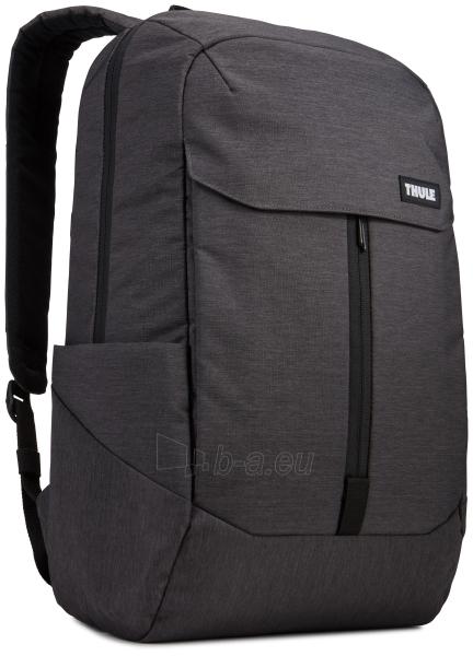 Thule Lithos Backpack 20L TLBP-116 Black (3203632) Paveikslėlis 1 iš 8 310820215853