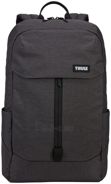 Thule Lithos Backpack 20L TLBP-116 Black (3203632) Paveikslėlis 3 iš 8 310820215853