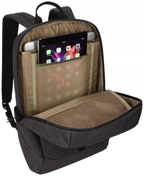 Thule Lithos Backpack 20L TLBP-116 Black (3203632) Paveikslėlis 4 iš 8 310820215853