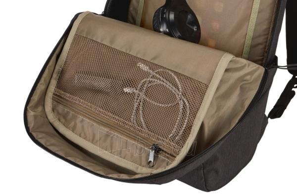 Thule Lithos Backpack 20L TLBP-116 Black (3203632) Paveikslėlis 6 iš 8 310820215853