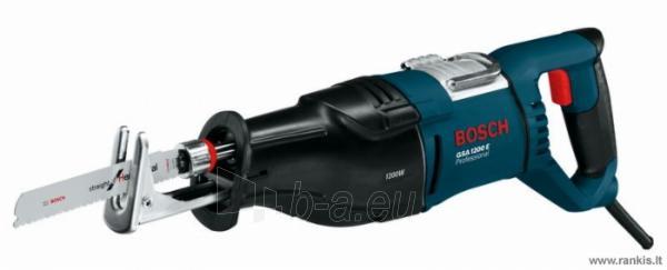 Tiesinis pjūklas BOSCH GSA 1100 E Professional Paveikslėlis 1 iš 1 310820054745
