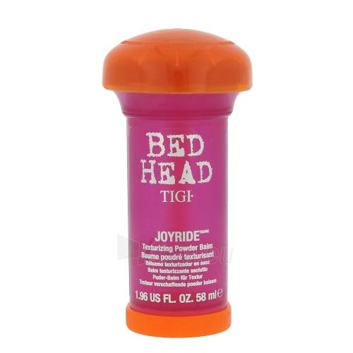 Tigi Bed Head Joyride Texturizing Powder Balm Cosmetic 58ml Paveikslėlis 1 iš 1 250832400489