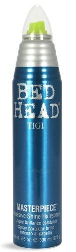 Tigi Bed Head Masterpiece Shine Hairspray Cosmetic 300ml Paveikslėlis 1 iš 1 250832500118