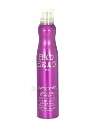 Tigi Bed Head Superstar Queen For A Day Spray Cosmetic 640ml Paveikslėlis 1 iš 1 250832500134
