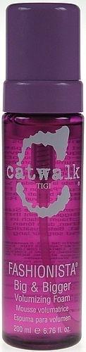 Tigi Catwalk Fashionista Big & Bigger Volumizing Foam Cosmetic 200ml Paveikslėlis 1 iš 1 250832500144