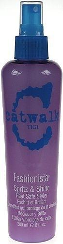 Tigi Catwalk Fashionista Spritz & Shine Heat Styler Cosmetic 200ml Paveikslėlis 1 iš 1 250832500146