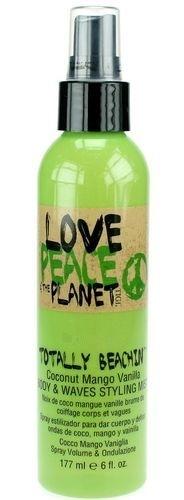 Tigi Love Peace & The Planet Totally Styling Mist Cosmetic 177ml Paveikslėlis 1 iš 1 250832500169