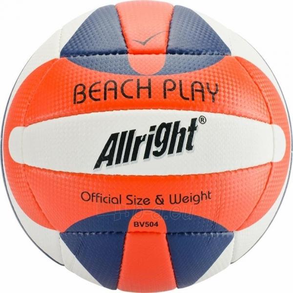 Tinklinio kamuolys Allright Beach Play VBV504 Paveikslėlis 1 iš 1 250702000488