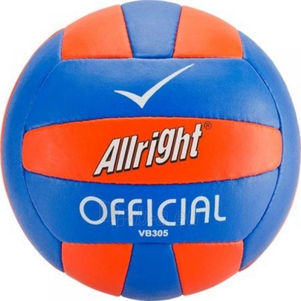 Tinklinio kamuolys Allright Official Match Paveikslėlis 1 iš 1 250702000490