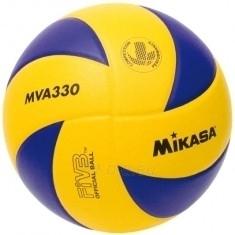 Tinklinio kamuolys Mikasa MVA330 Paveikslėlis 1 iš 1 310820221459
