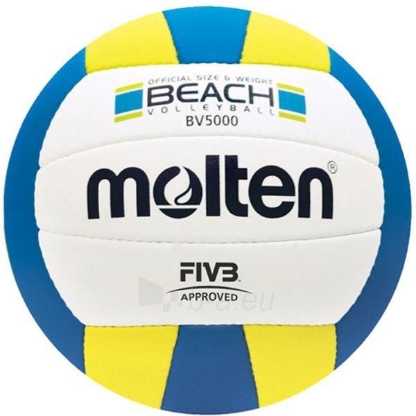 Tinklinio kamuolys Molten BV5000 Paveikslėlis 1 iš 1 310820027576