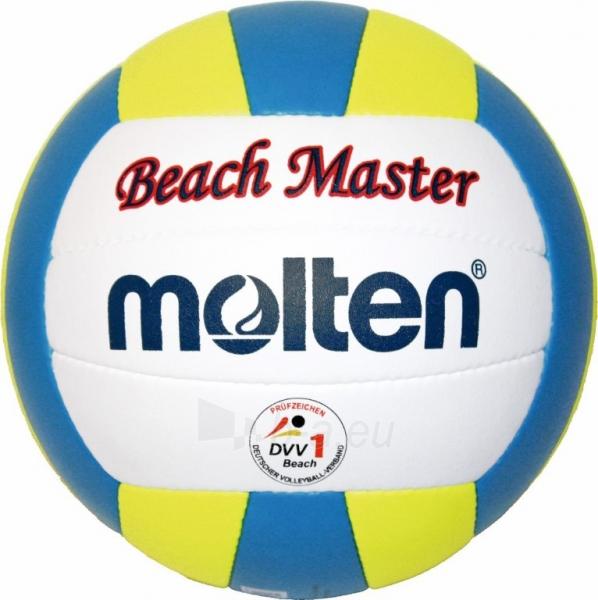 Tinklinio kamuolys Molten MBVBM Paveikslėlis 1 iš 1 310820027533