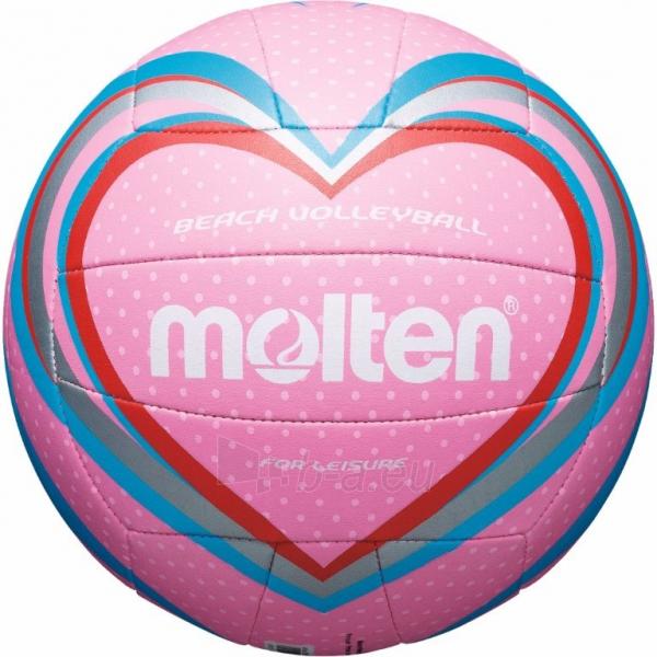 Tinklinio kamuolys Molten V5B1501-P Paveikslėlis 1 iš 1 310820027555