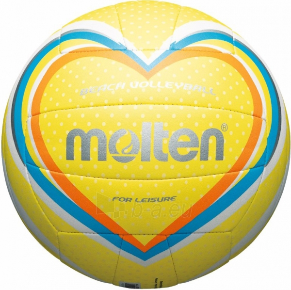 Tinklinio kamuolys Molten V5B1501-Y Paveikslėlis 1 iš 1 310820027551