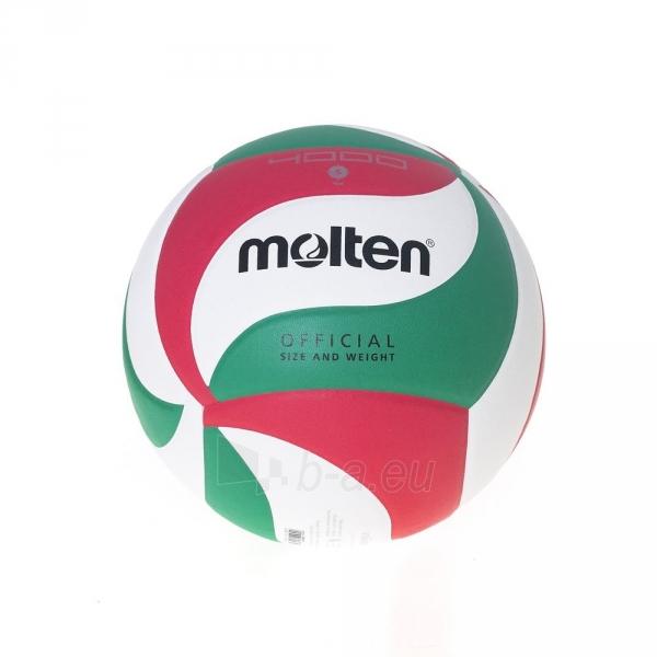 Tinklinio kamuolys MOLTEN V5M4000-X 5 Paveikslėlis 1 iš 2 310820217731