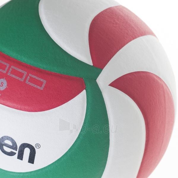 Tinklinio kamuolys MOLTEN V5M4000-X 5 Paveikslėlis 2 iš 2 310820217731