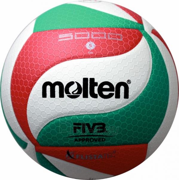 Tinklinio kamuolys Molten V5M5000-X Paveikslėlis 1 iš 1 310820027583
